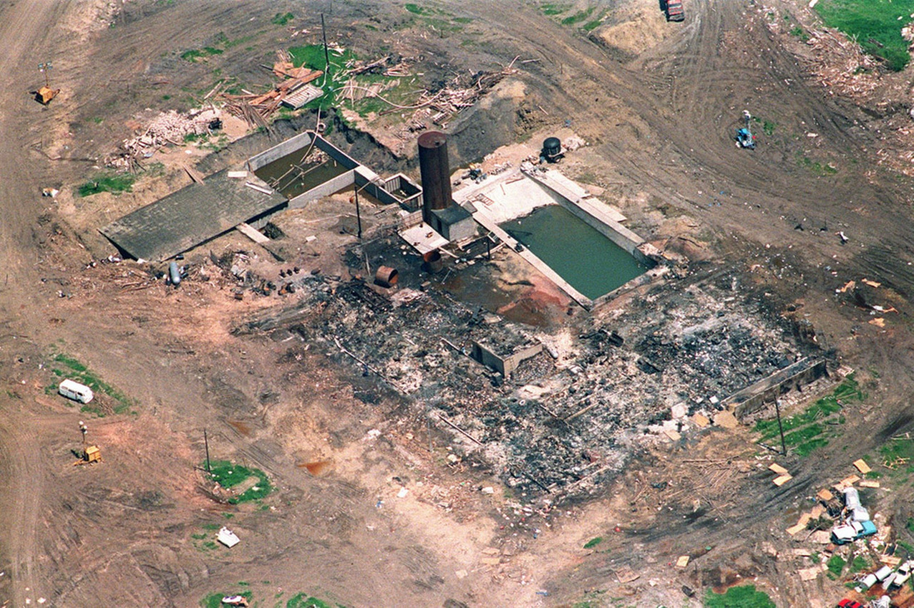 WACO SIEGE Distant Echoes News Website